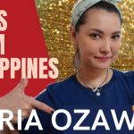 Maria Ozawa|Gift from Philippines Department of Tourism!!!!🇵🇭