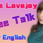 [Free Talk]  English (20:00~22:00)