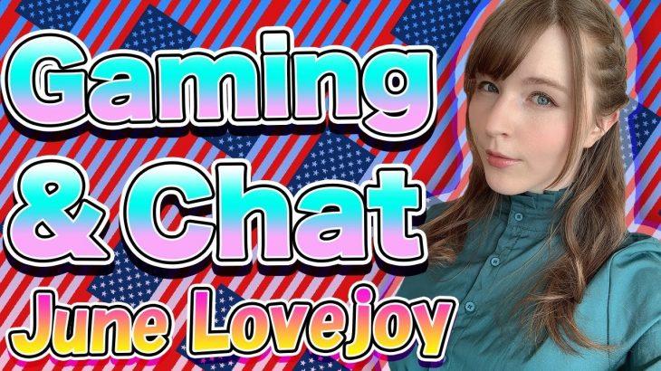 [Gaming & Casual Chat]  English・英語のみ